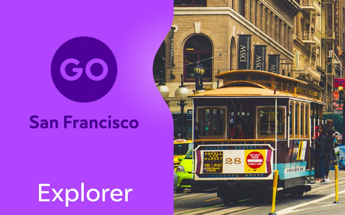 san francisco explorer pass - pick your attraction -1
