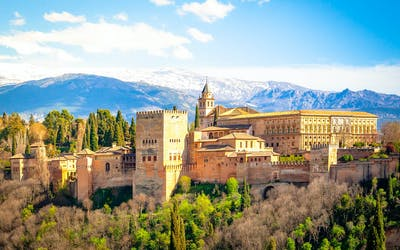 Fast Track Tickets to Alhambra & Nasrid Palaces
