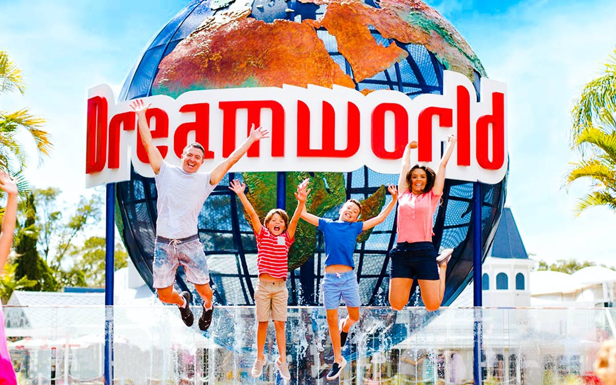 dreamworld and whitewater world gold coast 1- day ticket-1
