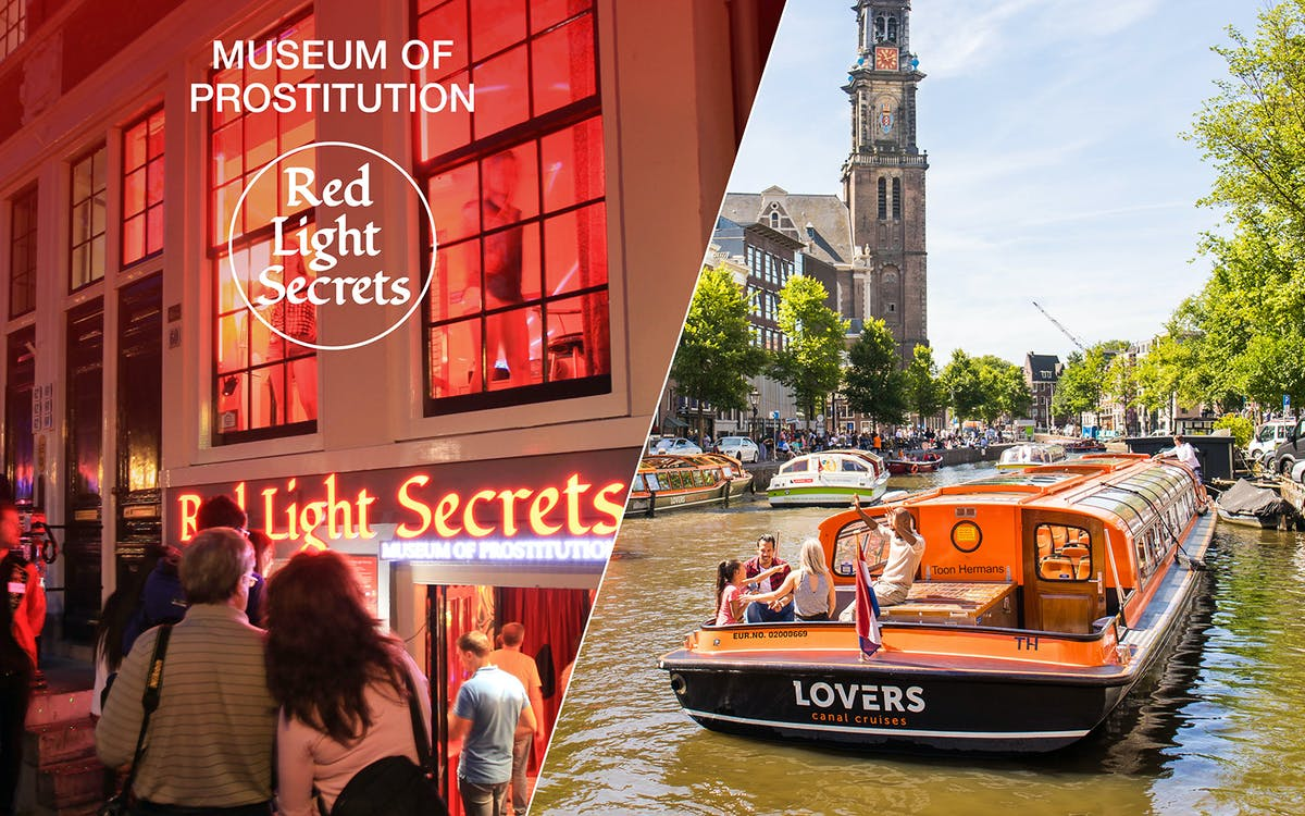 red light secrets - museum of prostitution tickets & optional canal cruise-1