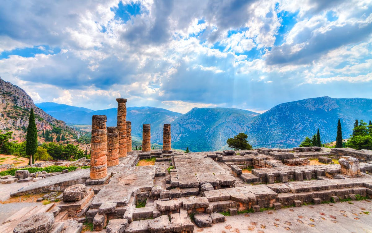 delphi guided day trip from athens with optional lunch-1