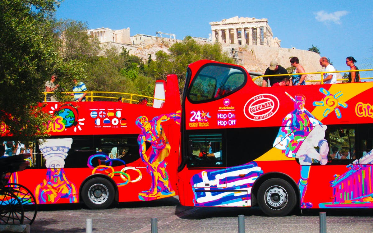 city sightseeing athens 3 days all lines hop-on-hop-off tickets-1