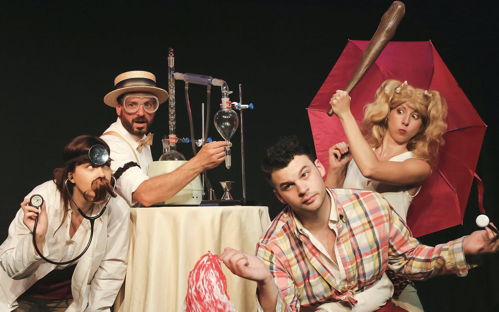 Off-Broadway Week