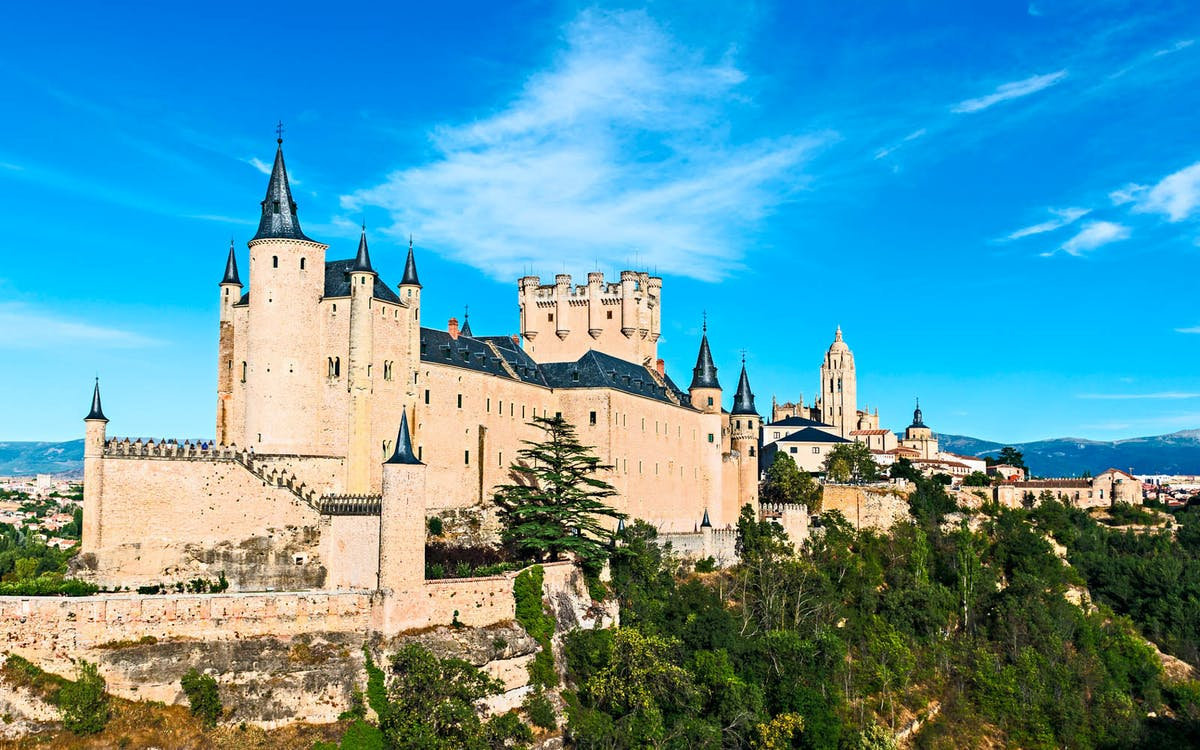 segovia & avila day trip from madrid with optional lunch-1