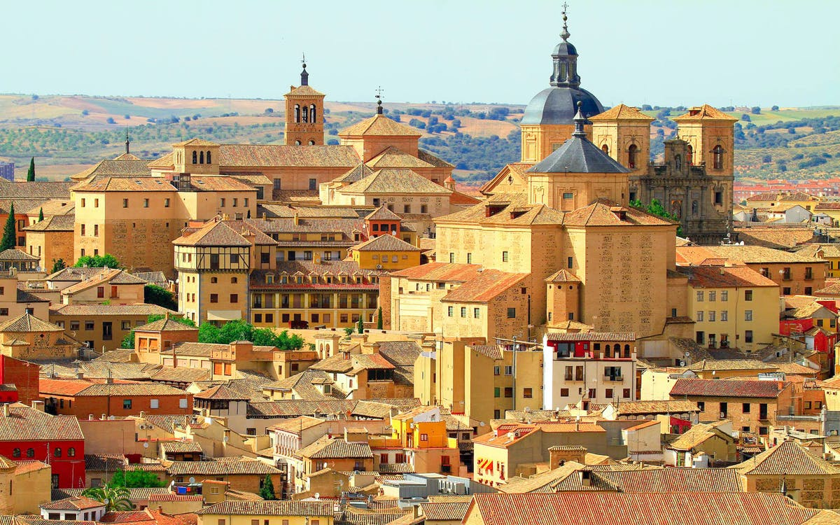 full day toledo guided tour & 7 monuments with optional cathedral -1