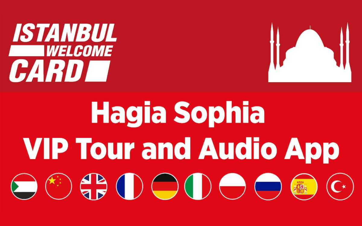 hagia sophia: priority entry, tour and audio guide-1