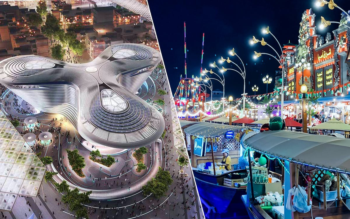 expo 2020 dubai + global village-1