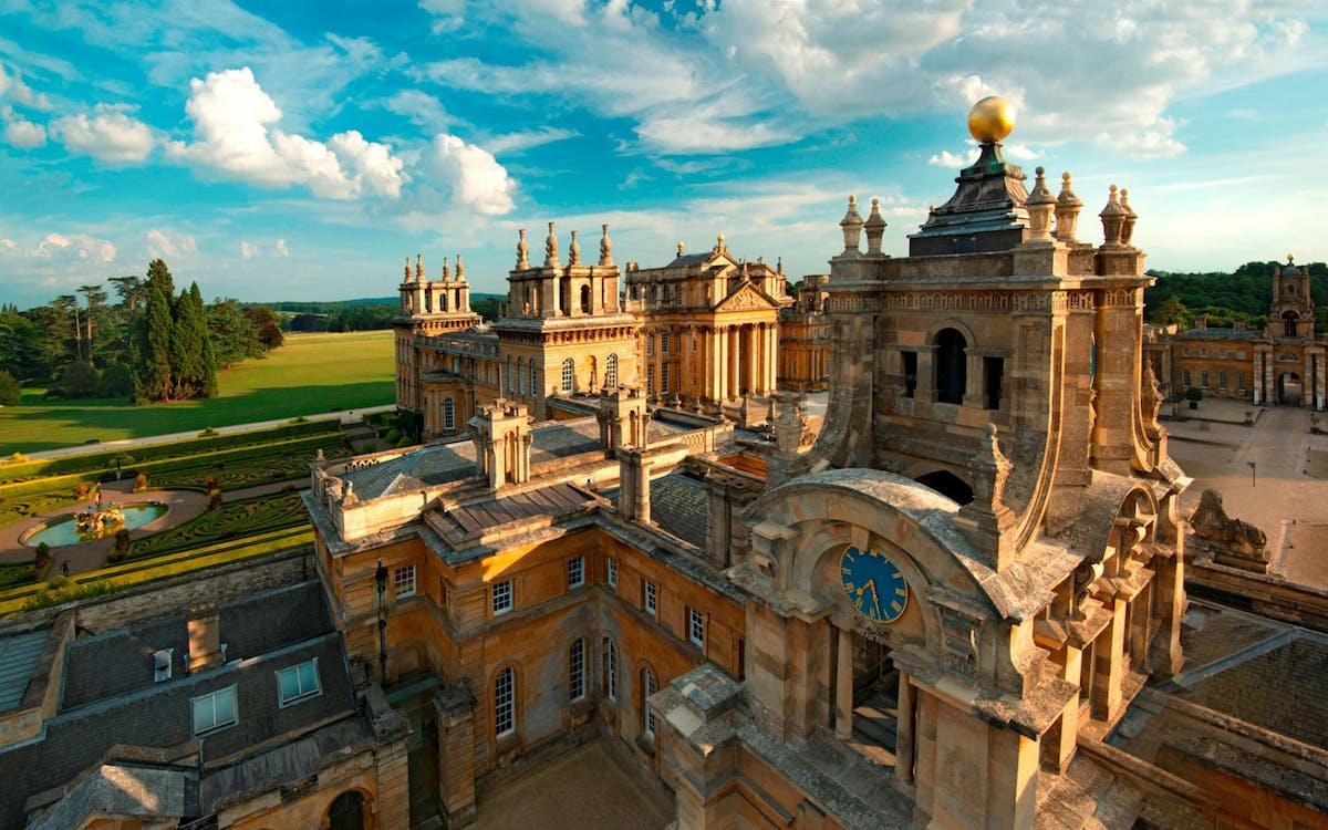 blenheim palace, downton abbey village & the cotswolds tour-1