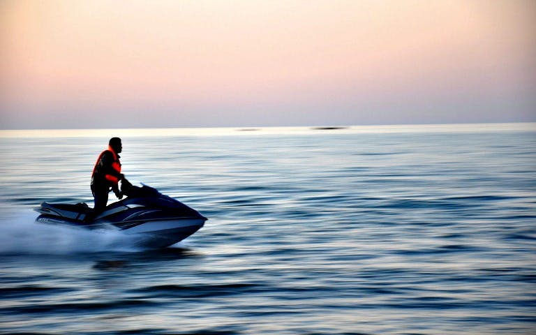 Jet Ski One Hour Tour