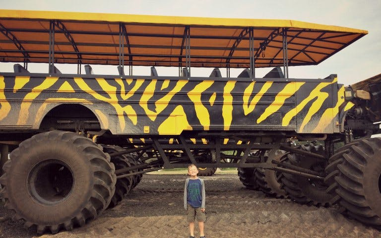 orange groves monster truck experience-2