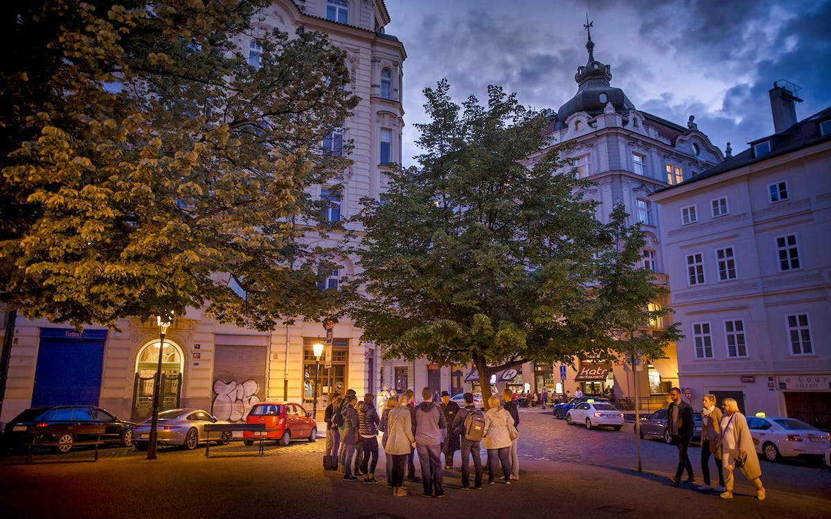 prague evening tour: ghosts and legends of the old town -1
