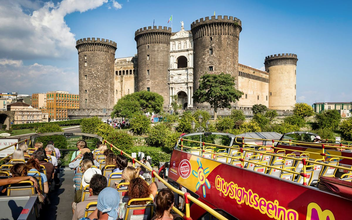 city sightseeing naples 24hr hop-on-hop-off -1