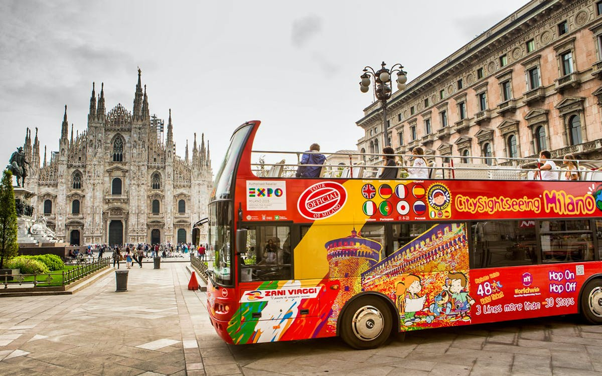city sightseeing milan hop-on-hop-off tour -1