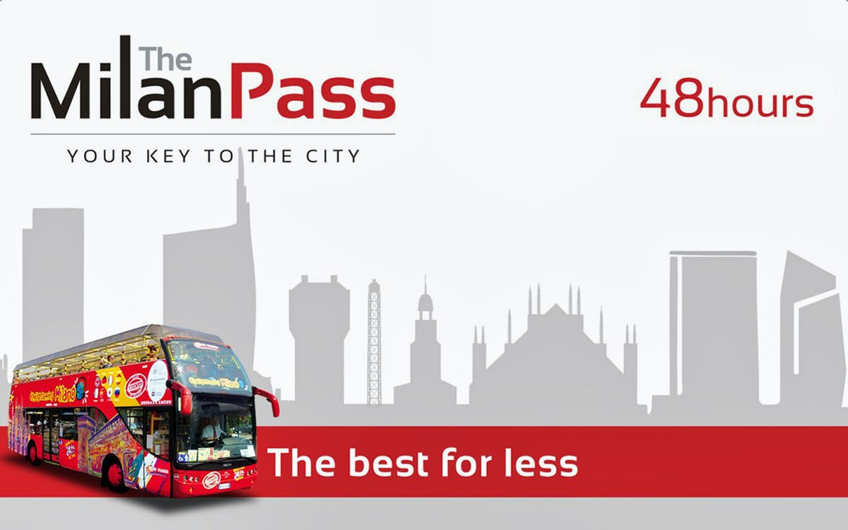 the milan pass+ city sightseeing 48hr hop-on-hop-off-1