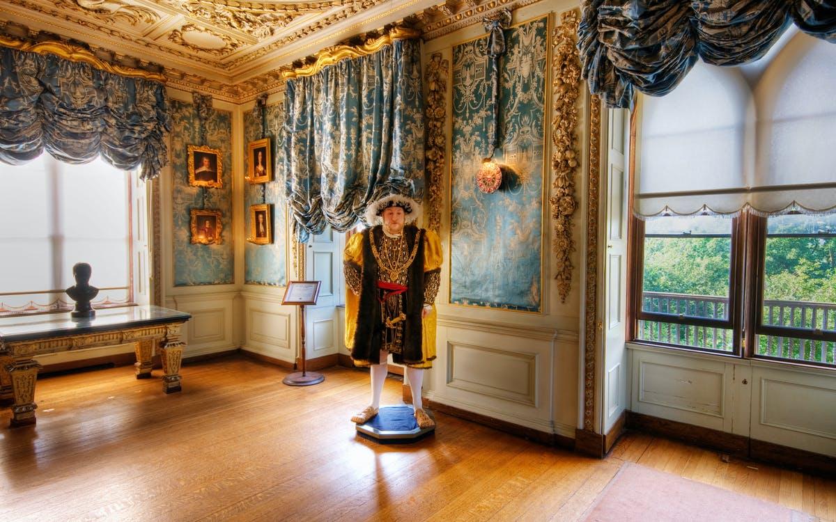 warwick castle - admission tickets-0