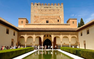 All Alhambra: Entry + Audioguide Tickets with Nasrid Palaces