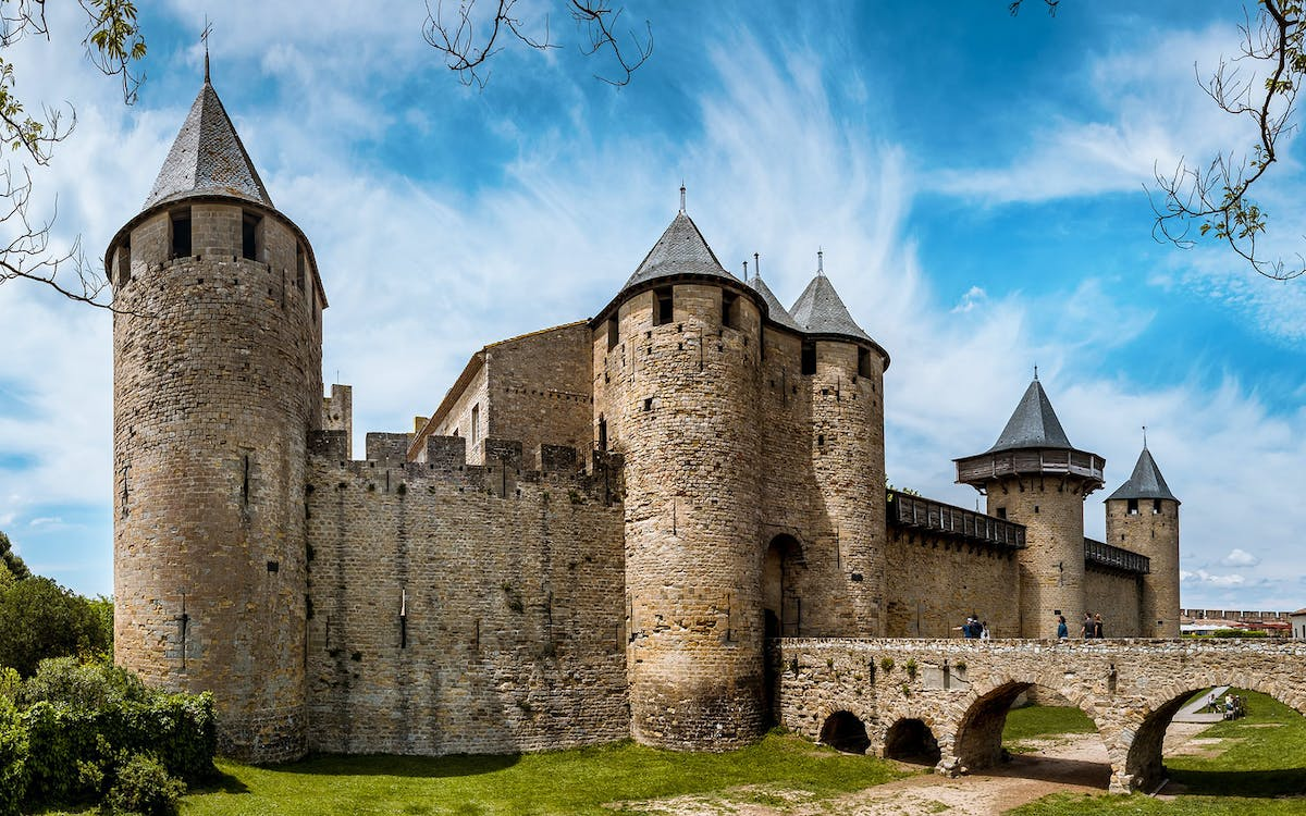 skip the line: carcassonne castle & ramparts ticket-1