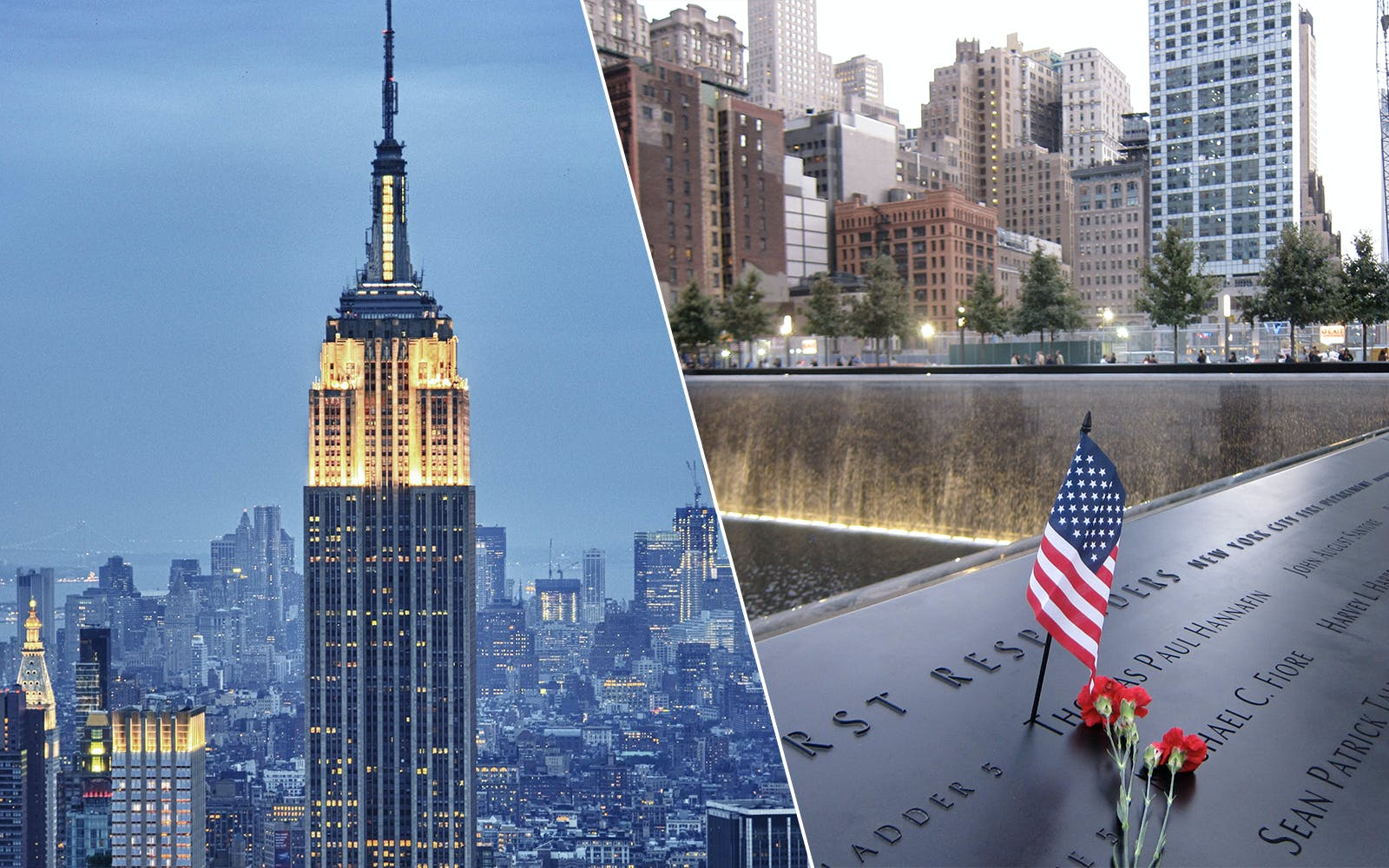 Empire State Building + 9/11 Memorial Museum Tickets