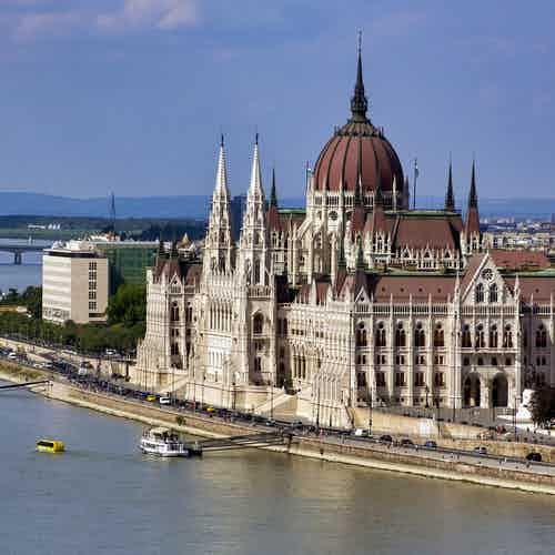 budapest parliament tickets