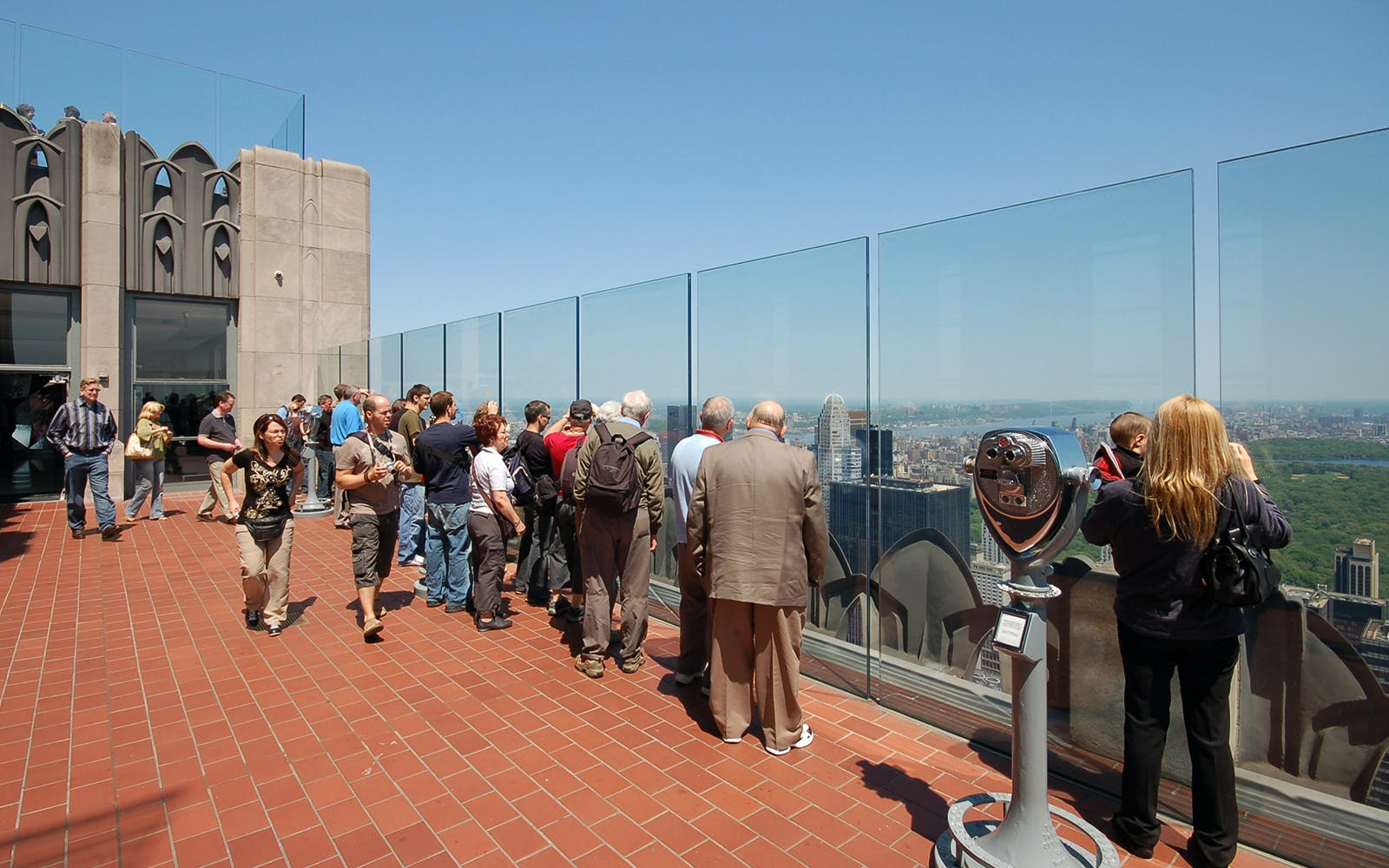 top of the rock & museum of modern art combo-4