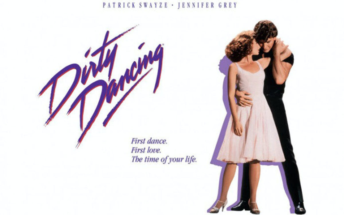 dirty dancing : drive-in cinema-1