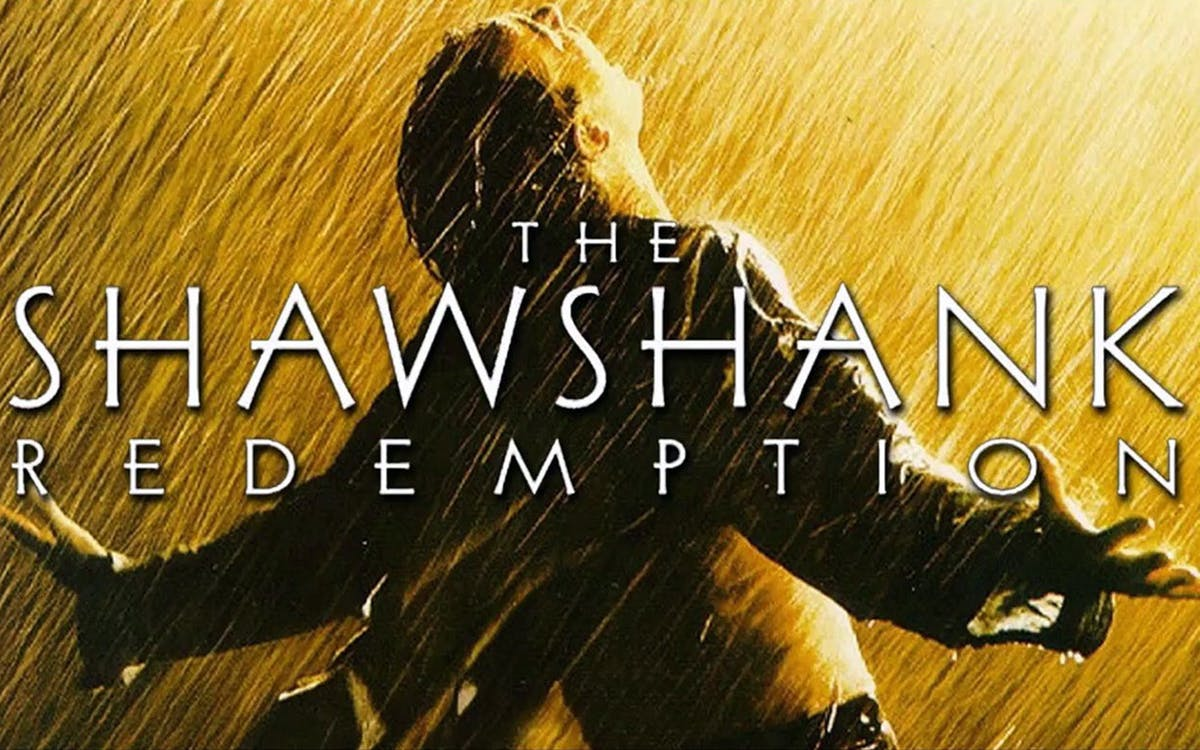 the shawshank redemption : drive-in cinema on july 10th-1