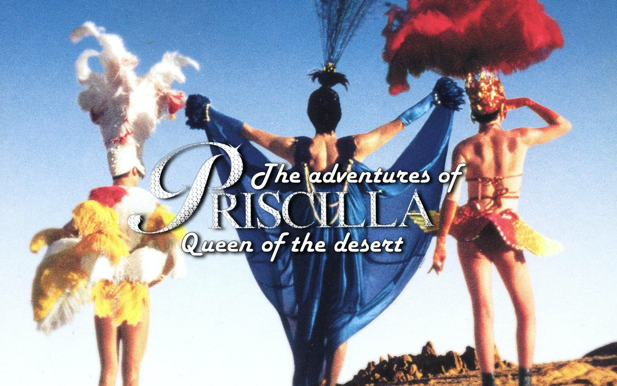 the adventures of priscilla queen of the desert : drive-in cinema-1