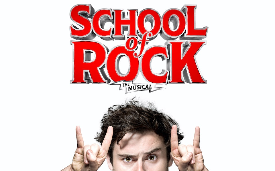 School of Rock Show Cover Photo