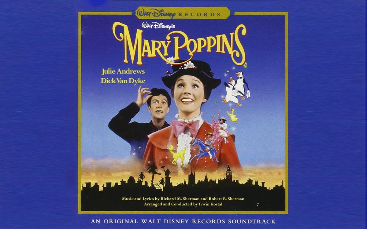 mary poppins: drive in cinema-1
