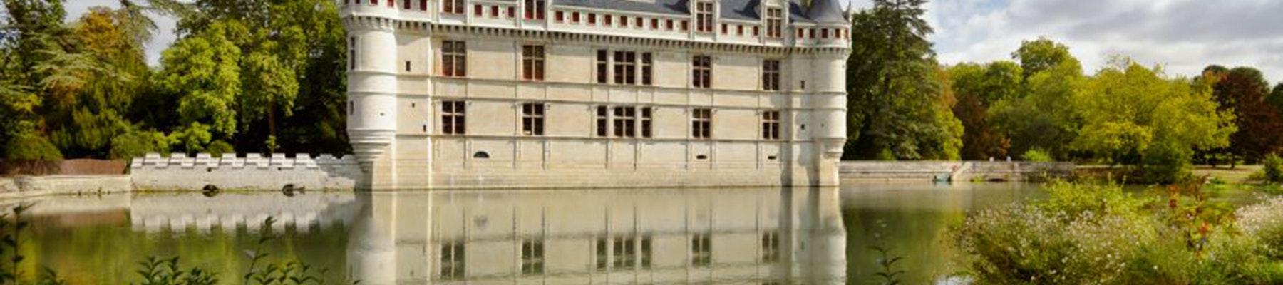 Château d'Azay-le-Rideau Castle