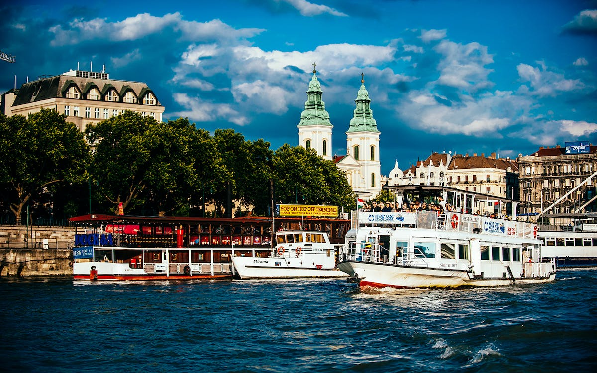 budapest: 1-day unlimited cruise ticket with optional drinks-1