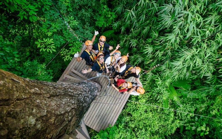 Skyline Adventure Zipline Experience Phuket Headout