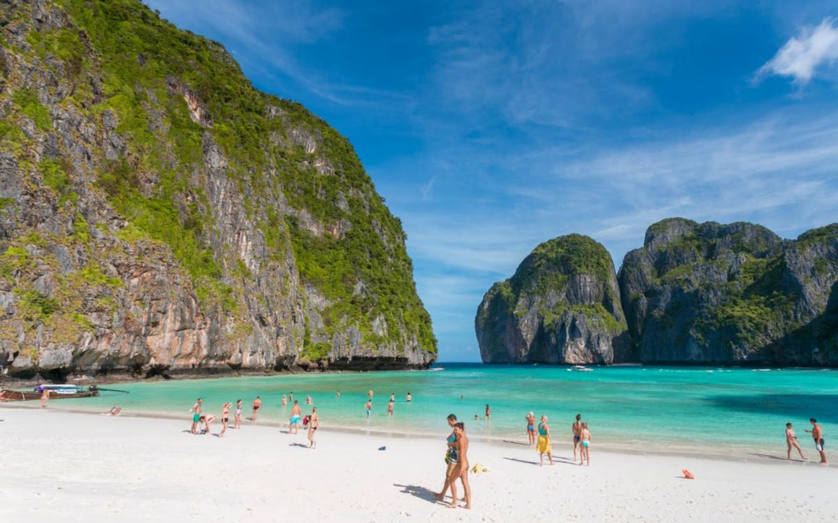 phi phi, maya, khai & bamboo islands speedboat tour from phuket-1