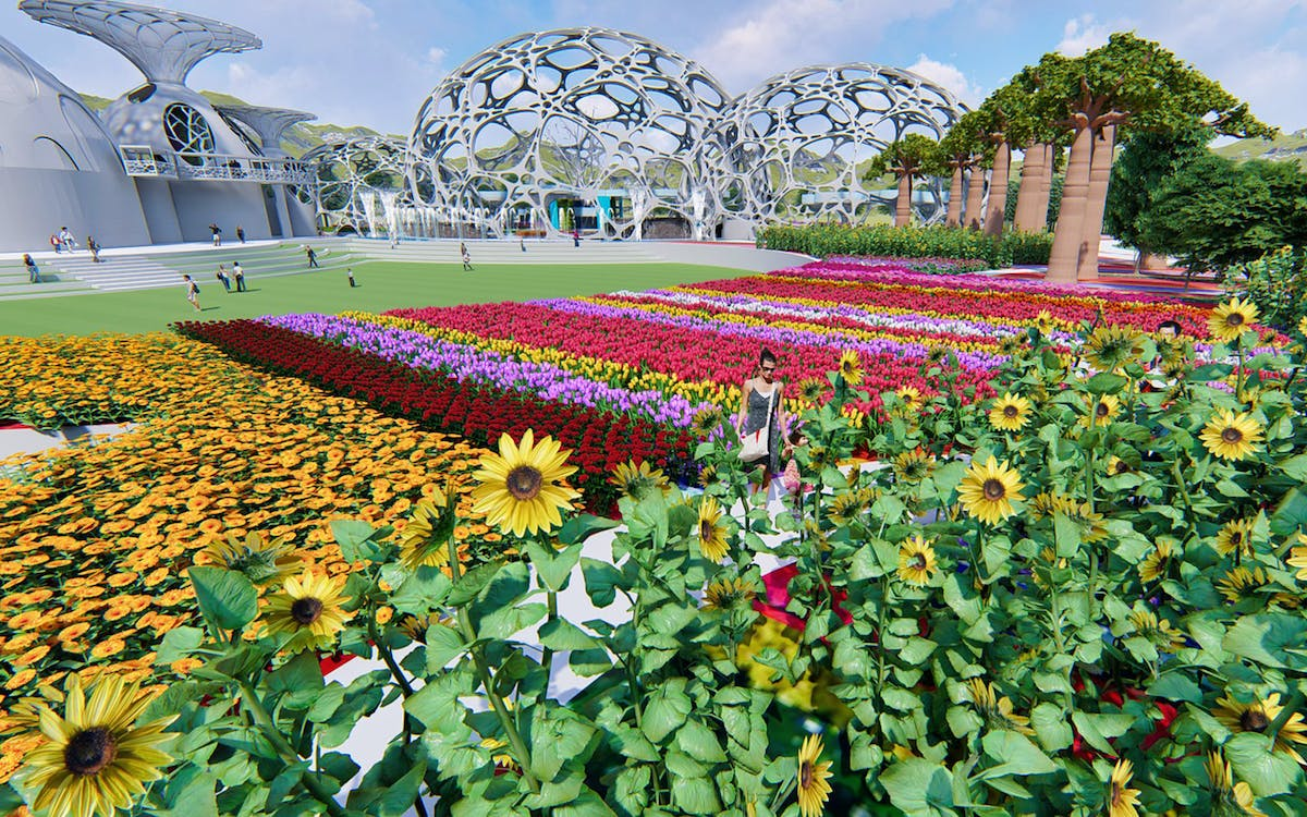 flower land pattaya ticket-1