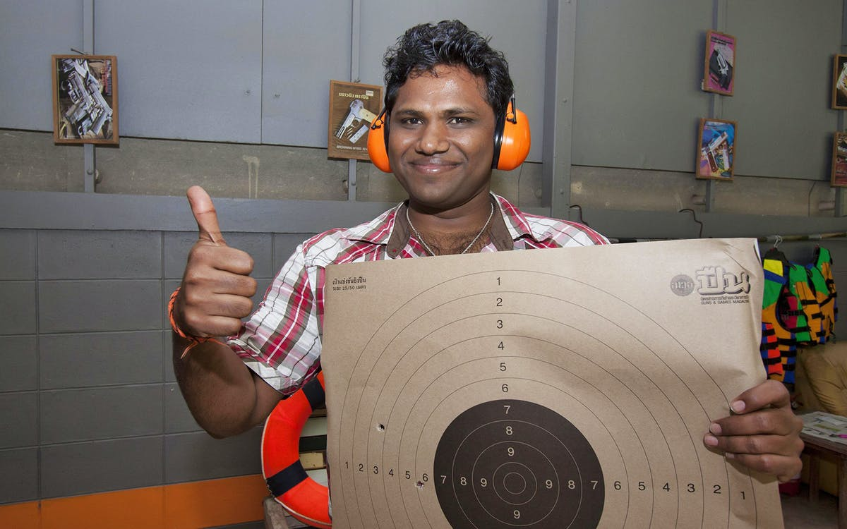 .45 caliber - pattaya shooting park experience-1