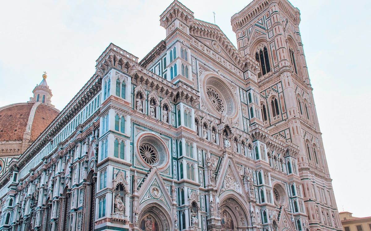 skip the line florence duomo tickets - brunelleschi's dome & terrace access-1