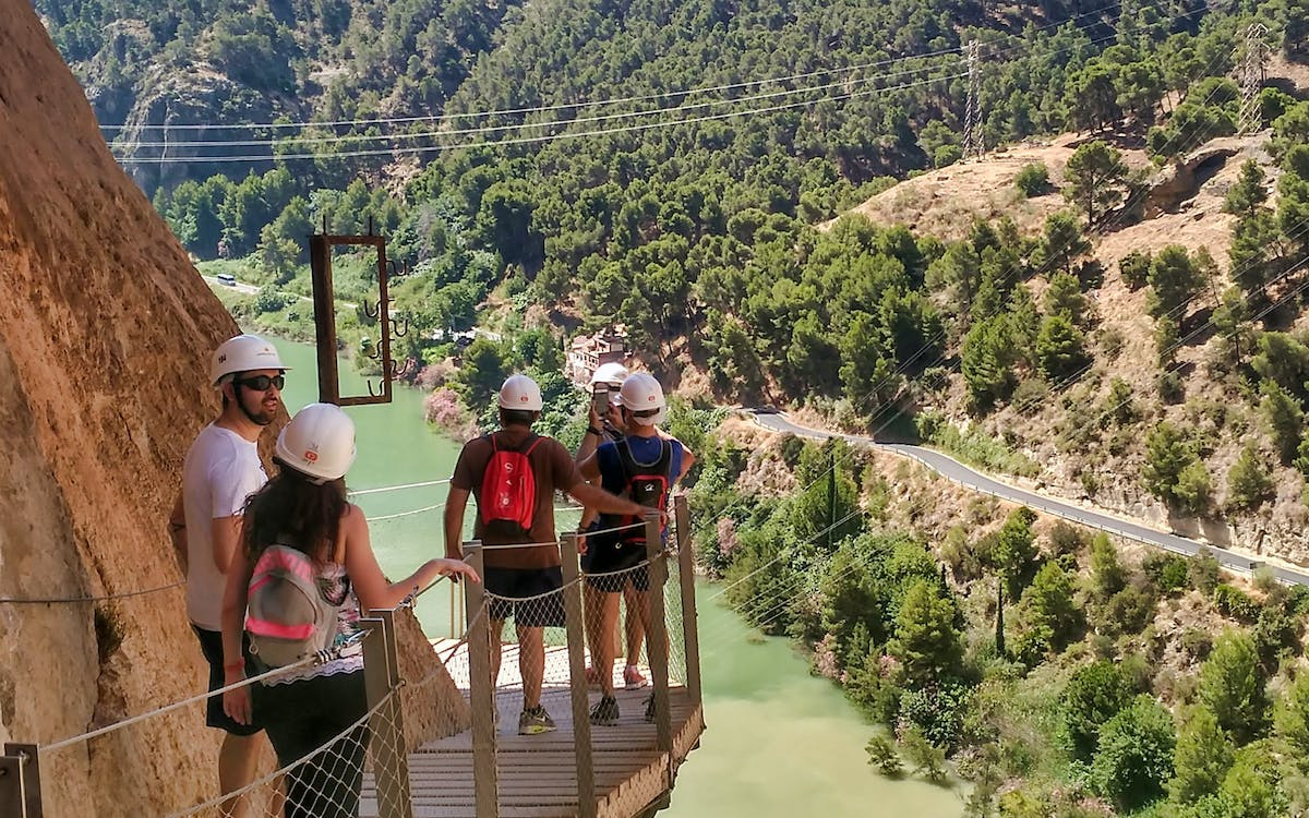 caminito del rey day trip from seville-1