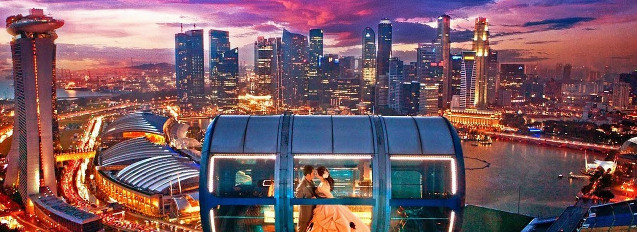 Singapore For Honeymooners