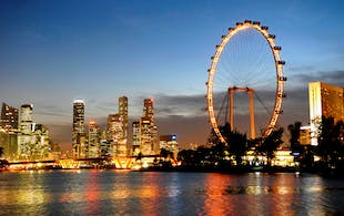 walking tour - 5 day Singapore itinerary