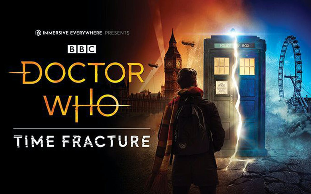 doctor who time fracture at immersive ldn-1