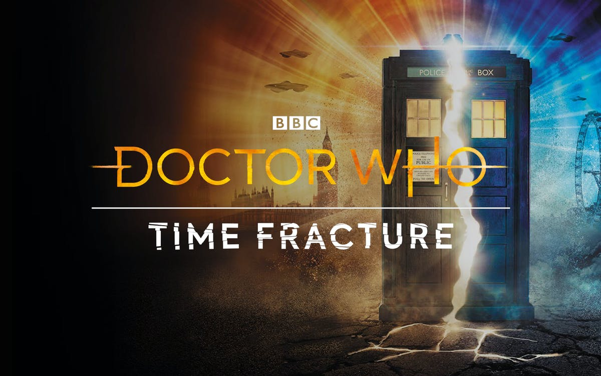 doctor who time fracture at immersive ldn-0