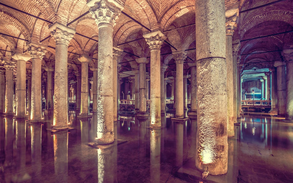 basilica cistern: skip the line ticket with guided tour-1