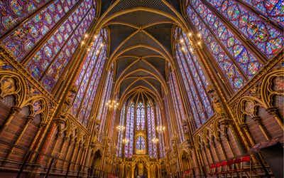 Paris Museum Pass - Sainte Chapelle