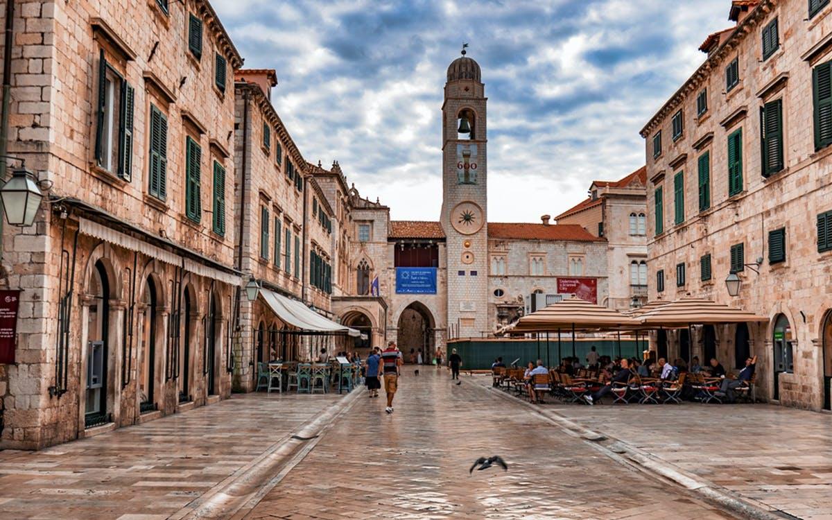 dubrovnik old town & game of thrones walking tour-0