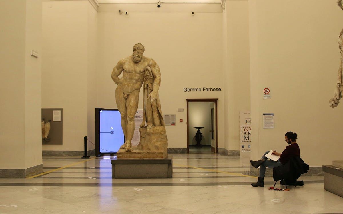 museo archeologico nazionale di napoli: skip the line tickets-1