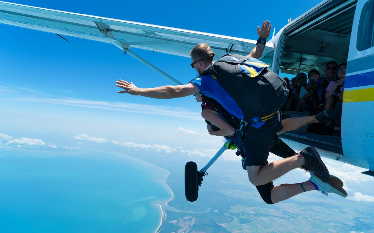 mission beach - 15,000ft tandem skydive-1