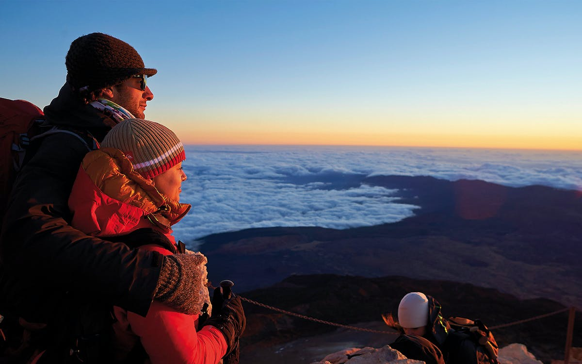 half-day teide tour with cable car + transfers-0