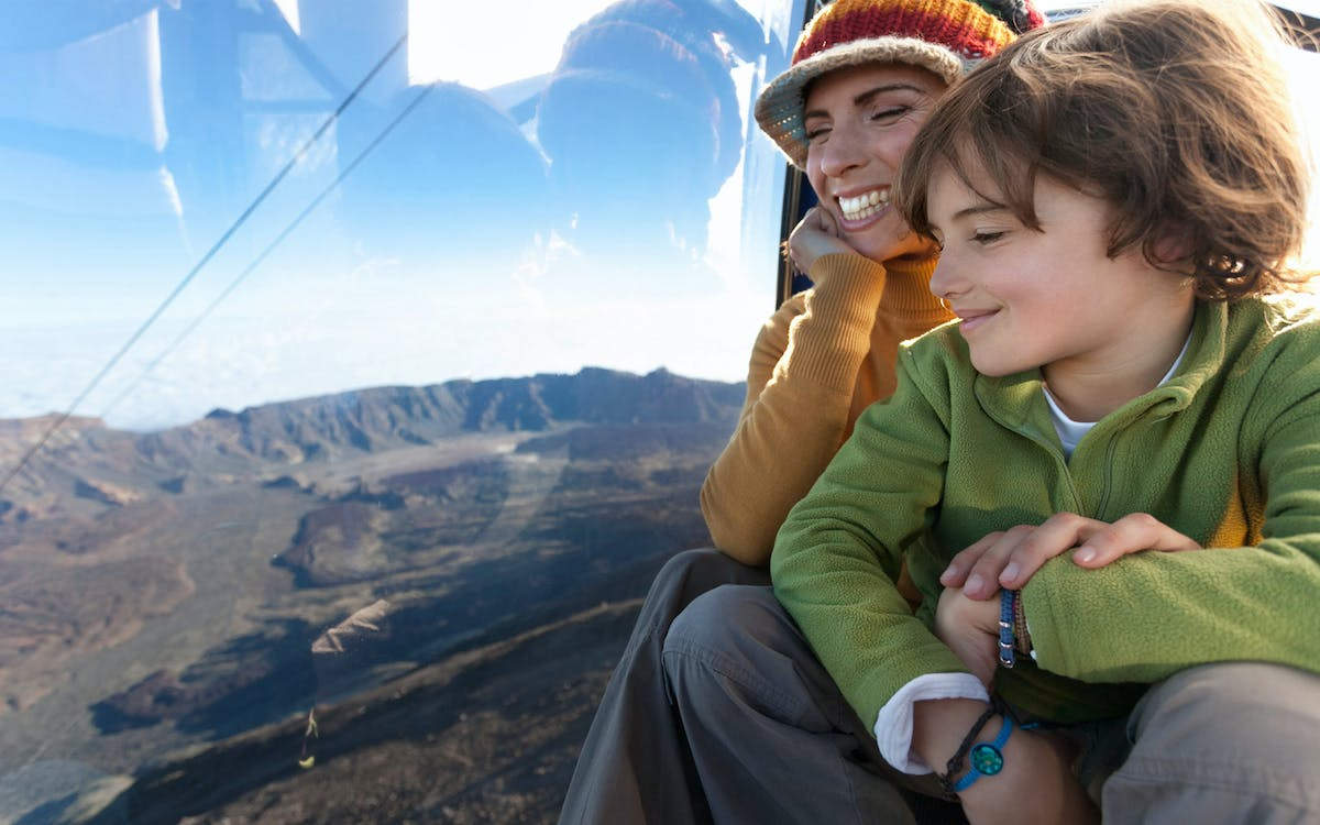 mount teide : cable car ticket & audio guide-0