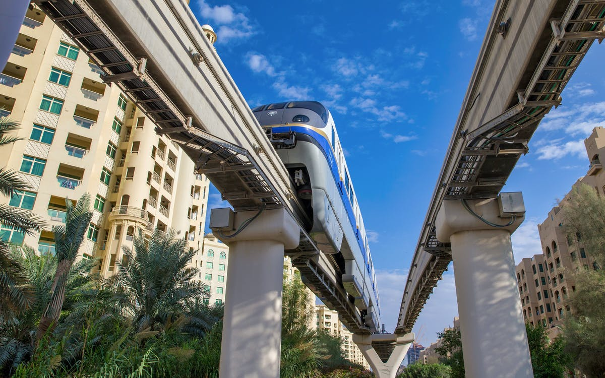 the palm monorail - gateway to nakheel mall-1
