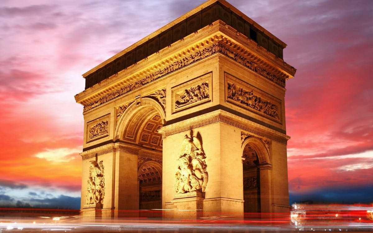 skip-the-line arc de triomphe entry with seine river cruise tickets-1